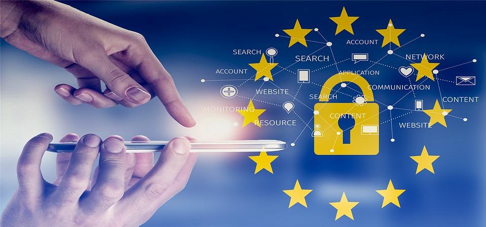 General Regulation Protection Data Gdpr Security