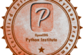 PCEP – Certified Entry-Level Python Programmer Certification